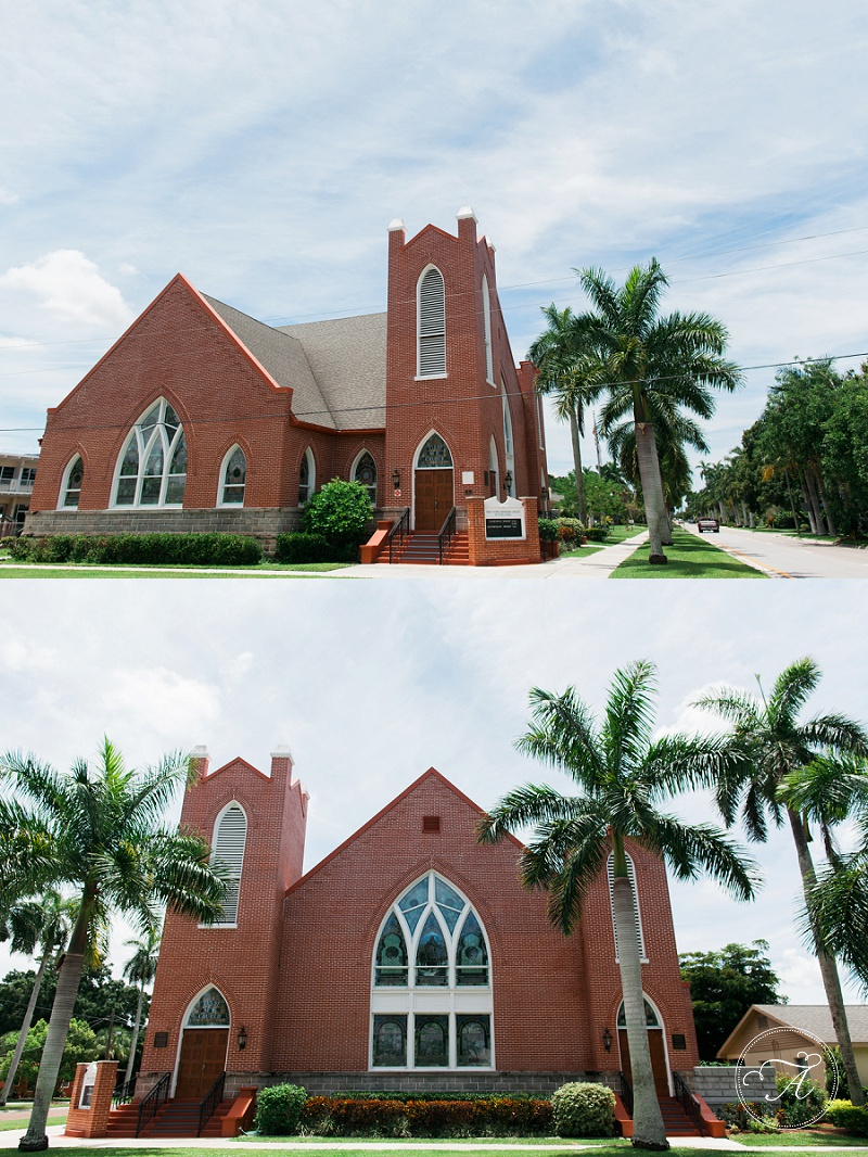 punta_gorda_tampa_Wedding_photographer_mint_peach_historic_church_wedding03